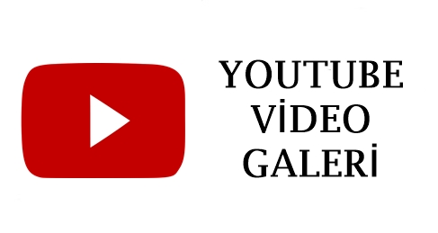 youtube video galeri